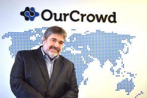 תמונה- ג'ון מדבד מייסד ומנכ''ל OurCrowd